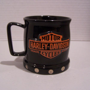 GENUINE HARLEY-DAVIDSON EMBOSSED COFFEE CUP S3252
